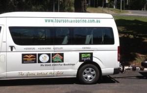 GarterBelts & Gasoline 2014 Shuttle Bus Services